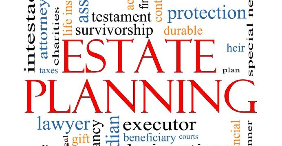 12701374 - estate planning word cloud concept with great terms such as , tenancy, durable, will, financials, lawyer, executor, probate and more